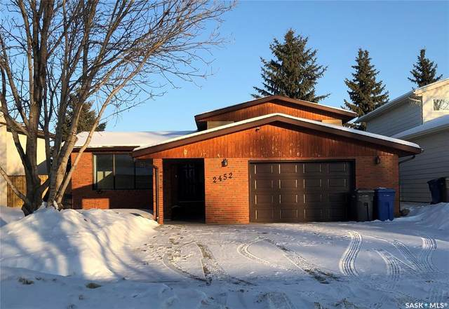 2452 Canary Street, North Battleford, SK S9A 3T9 (MLS #SK798955) :: The A Team