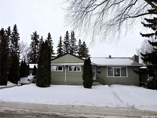 1701 Ewart Avenue, Saskatoon, SK S7H 2L1 (MLS #SK801476) :: The A Team