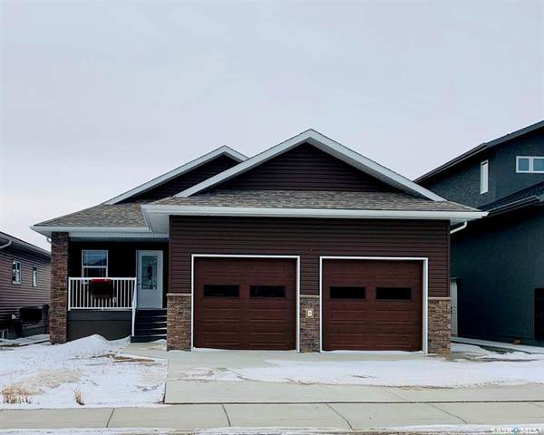 420 Ridgedale Street, Swift Current, SK S9H 5R9 (MLS #SK801631) :: The A Team