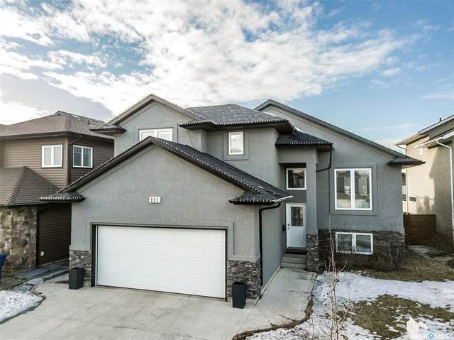 111 Padget Crescent, Saskatoon, SK S7W 0G9 (MLS #SK803310) :: The A Team