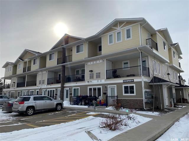 1210 Empress Street #110, Regina, SK S4T 1G7 (MLS #SK803342) :: The A Team