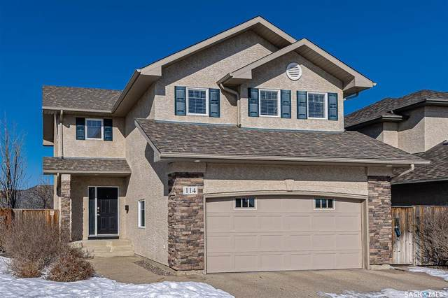 114 Mcintosh Street, Saskatoon, SK S7T 0A8 (MLS #SK803517) :: The A Team