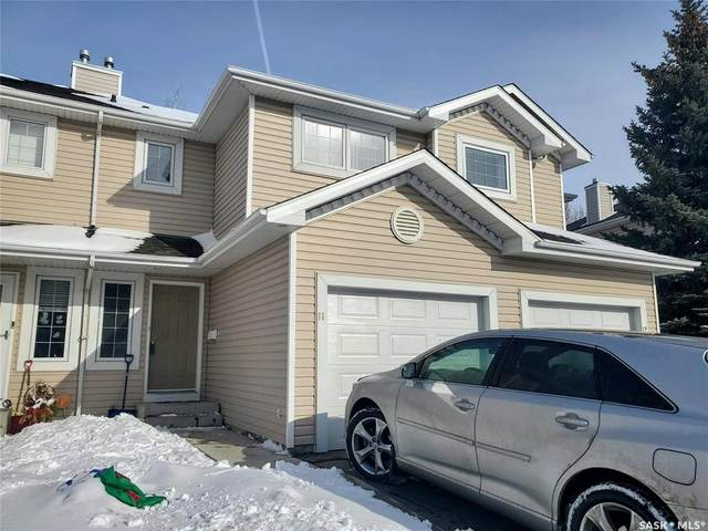 327 Berini Drive #11, Saskatoon, SK S7N 4M7 (MLS #SK803709) :: The A Team