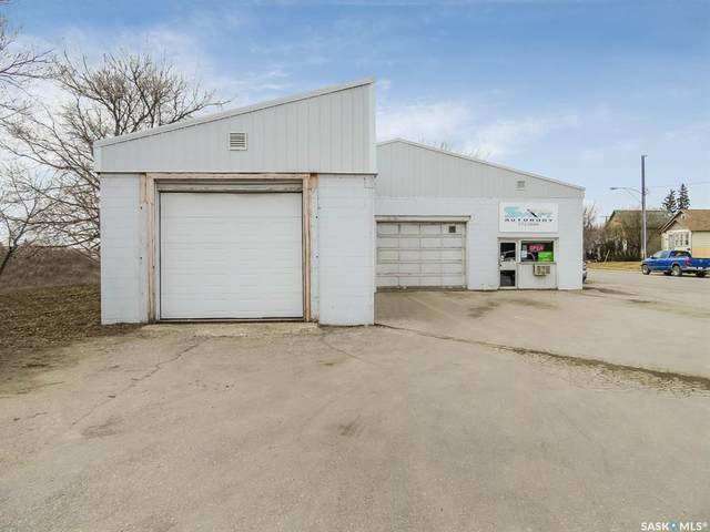 850 North Railway Street E, Swift Current, SK S9H 1E2 (MLS #SK805173) :: The A Team
