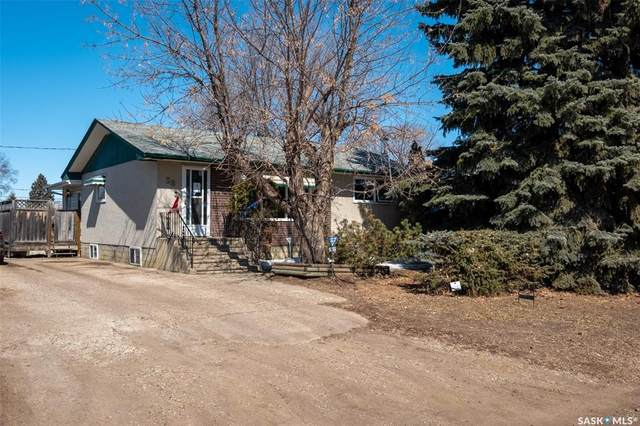 28 30th Street E, Prince Albert, SK S6V 1Y9 (MLS #SK805281) :: The A Team