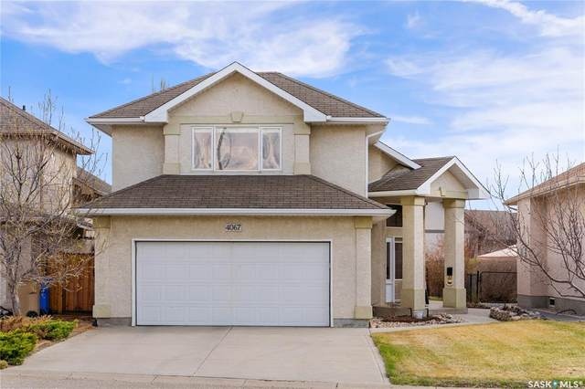 4067 Windsor Park Bay E, Regina, SK S4V 3B1 (MLS #SK806617) :: The A Team