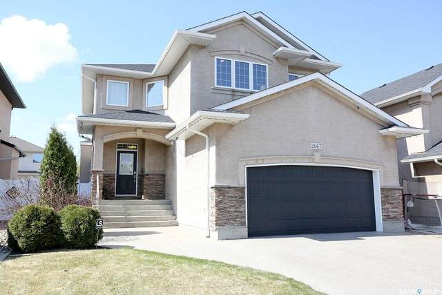 2667 Sandringham Crescent, Regina, SK S4V 3C6 (MLS #SK808207) :: The A Team