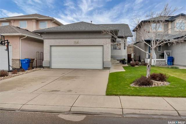 3814 Nottingham Crescent E, Regina, SK S4S 3A5 (MLS #SK808620) :: The A Team