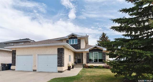 707 Hurley Crescent, Saskatoon, SK S7N 4J4 (MLS #SK809101) :: The A Team