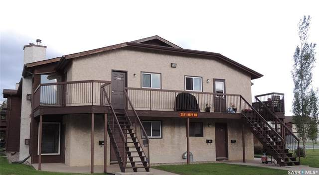 2511 Neff Road #201, Regina, SK S4V 1C1 (MLS #SK813386) :: The A Team
