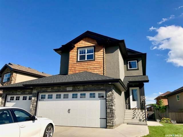 519 Rempel Manor, Saskatoon, SK S7T 0J3 (MLS #SK815016) :: The A Team