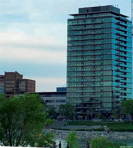 490 2nd Avenue S #1104, Saskatoon, SK S7K 1M5 (MLS #SK815788) :: The A Team