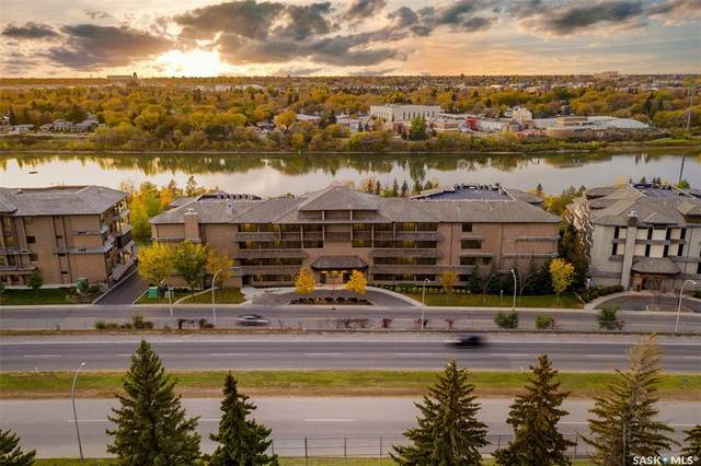 623 Saskatchewan Crescent W #433, Saskatoon, SK S7M 0A5 (MLS #SK818999) :: The A Team