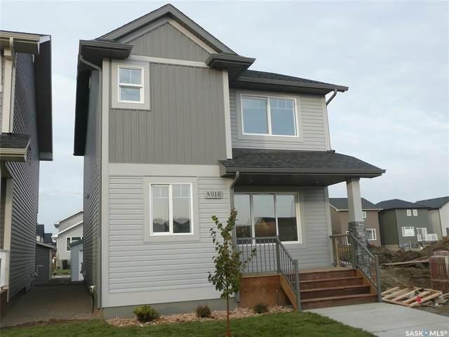 918 Mcfaull Manor, Saskatoon, SK S7V 0S6 (MLS #SK826720) :: The A Team