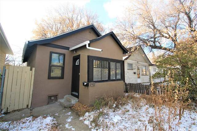 1911 20TH Street W, Saskatoon, SK S7M 1A3 (MLS #SK831106) :: The A Team