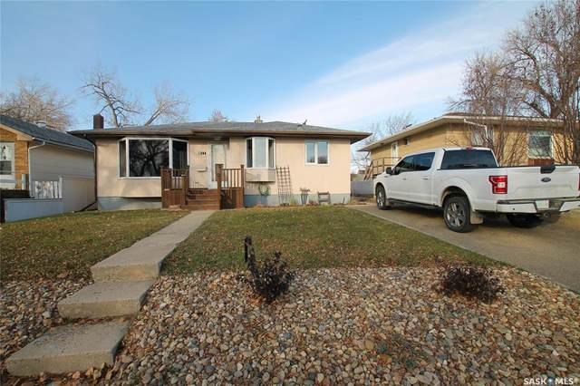 811 Connaught Drive, Swift Current, SK S9H 1R8 (MLS #SK831618) :: The A Team