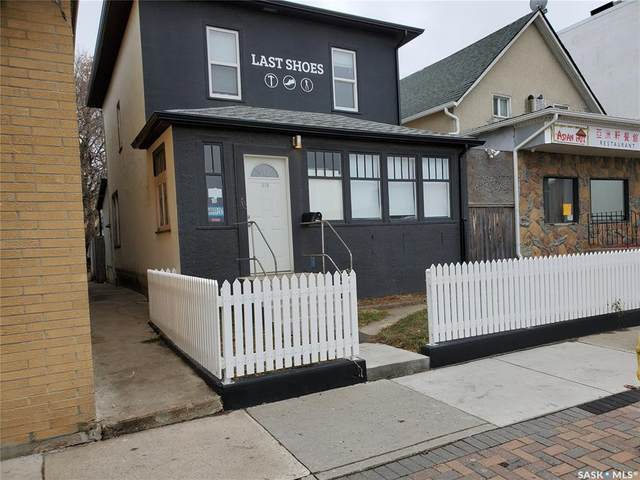 318 C Avenue S, Saskatoon, SK S7M 1N4 (MLS #SK831691) :: The A Team