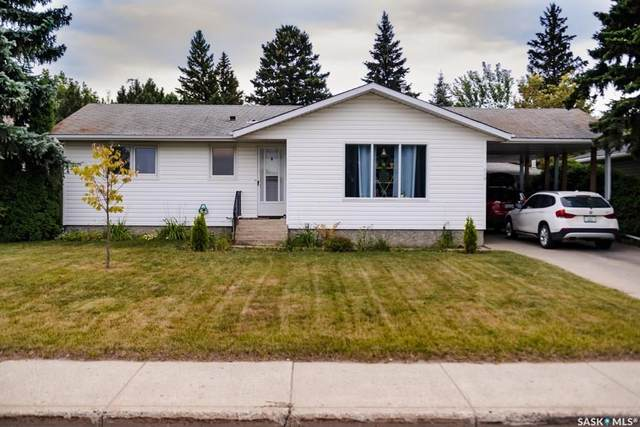410 Ruth Street E, Saskatoon, SK S7J 0L4 (MLS #SK831872) :: The A Team