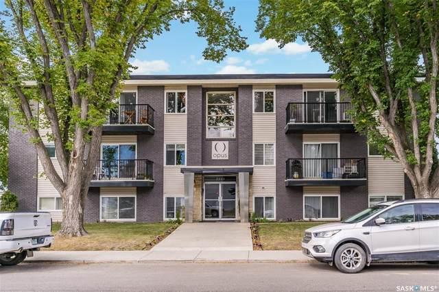 2301 7th Street E #12, Saskatoon, SK S7H 1A2 (MLS #SK831880) :: The A Team