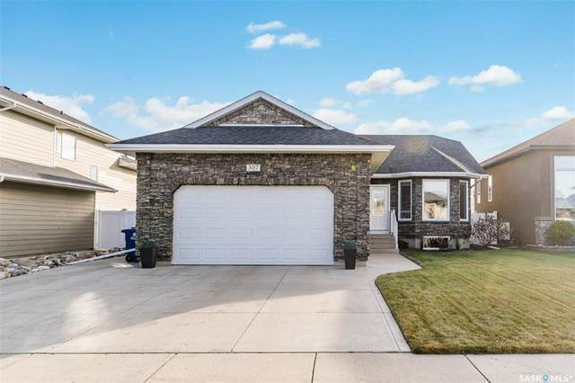307 Nicklaus Drive, Warman, SK S0K 4S1 (MLS #SK833246) :: The A Team