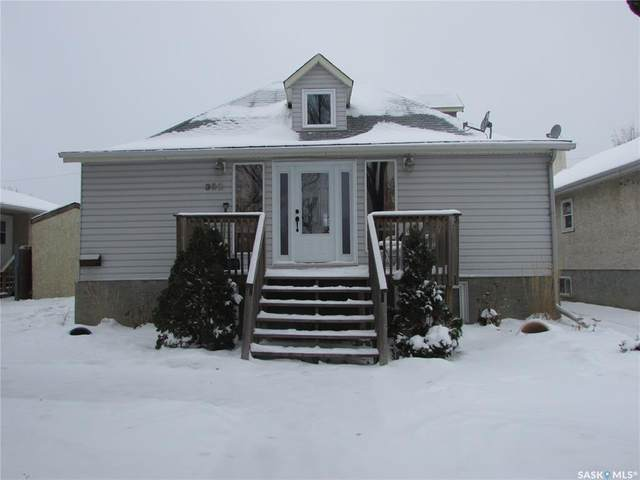 352 St Johns Street, Regina, SK S4R 1R2 (MLS #SK833265) :: The A Team