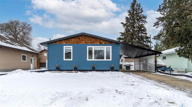 920 Francis Street, Moose Jaw, SK S6H 3B2 (MLS #SK833845) :: The A Team