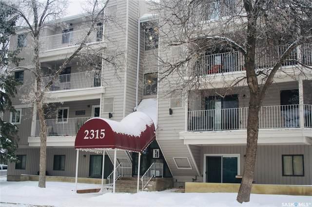 2315 Mcintyre Street #307, Regina, SK S4P 3Y8 (MLS #SK834015) :: The A Team