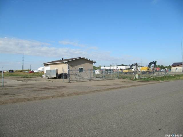10019 Thatcher Avenue, North Battleford, SK S9A 2Z3 (MLS #SK834095) :: The A Team