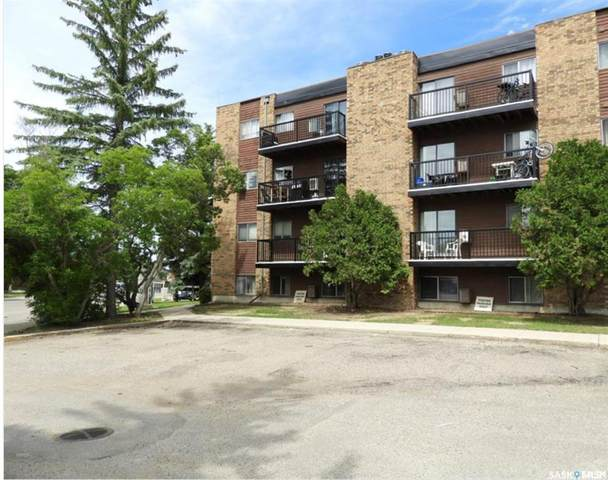 802 Kingsmere Boulevard 302A, Saskatoon, SK S7J 4B7 (MLS #SK834240) :: The A Team