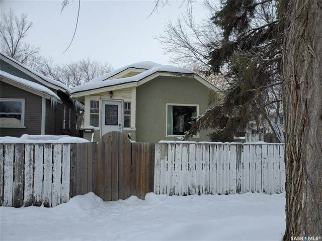 437 I Avenue S, Saskatoon, SK S7M 1Y3 (MLS #SK834266) :: The A Team