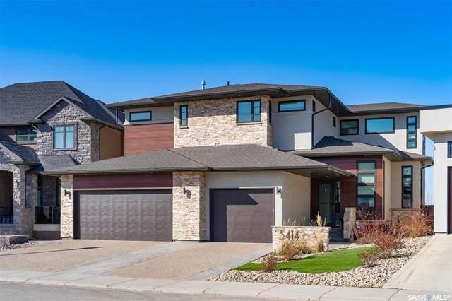 3414 Green Brook Road, Regina, SK S4V 3K2 (MLS #SK839215) :: The A Team