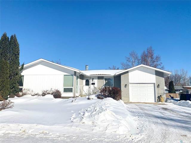 8905 19th Avenue, North Battleford, SK S9A 2V8 (MLS #SK839483) :: The A Team