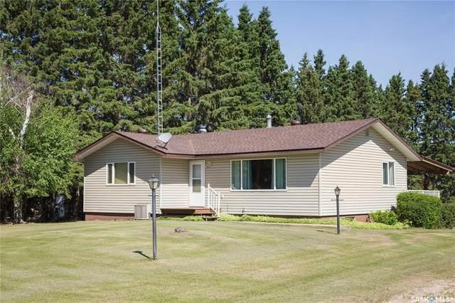 Rural Address, Shellbrook Rm No. 493, SK S0J 2E0 (MLS #SK839801) :: The A Team