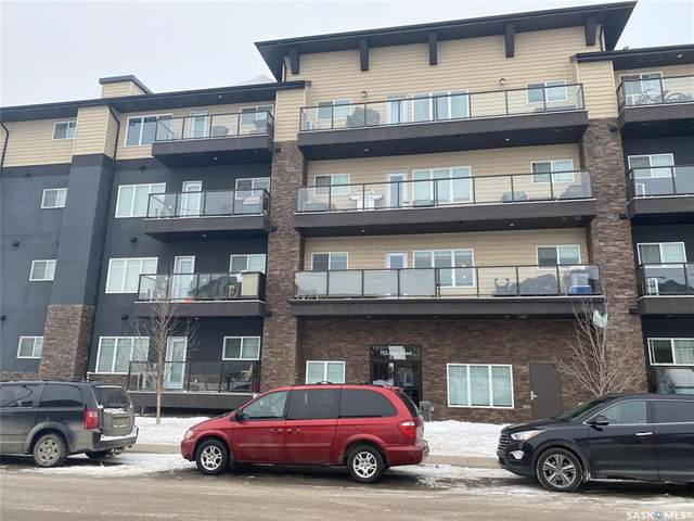 702 Hart Road #309, Saskatoon, SK S7M 4P4 (MLS #SK839828) :: The A Team