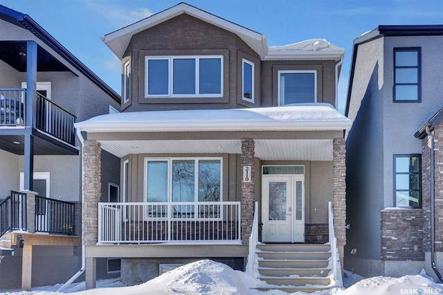 2110 Princess Street, Regina, SK S4T 3Z6 (MLS #SK840946) :: The A Team