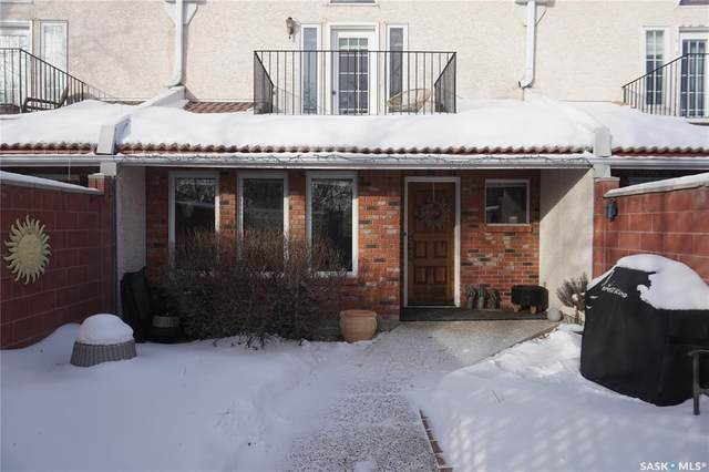 2338 Assiniboine Avenue E #10, Regina, SK S4V 2G1 (MLS #SK841319) :: The A Team