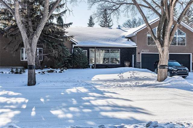 2400 Cross Place, Regina, SK S4S 4C7 (MLS #SK842107) :: The A Team