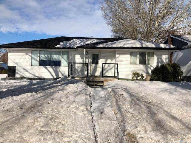 903 2nd Street E, Saskatoon, SK S7H 1P9 (MLS #SK842248) :: The A Team