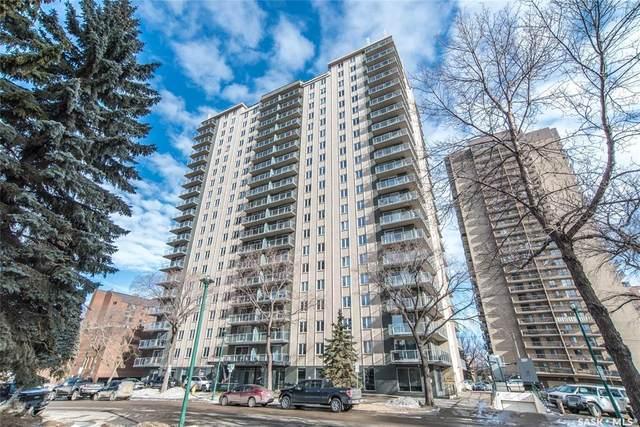 320 5th Avenue N #903, Saskatoon, SK S7K 2P5 (MLS #SK842744) :: The A Team