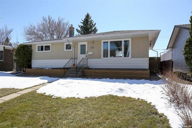 34 Forsyth Crescent, Regina, SK S4R 5L7 (MLS #SK850546) :: The A Team