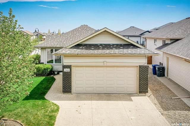 346 Hettle Cove, Saskatoon, SK S7T 0E8 (MLS #SK855785) :: The A Team