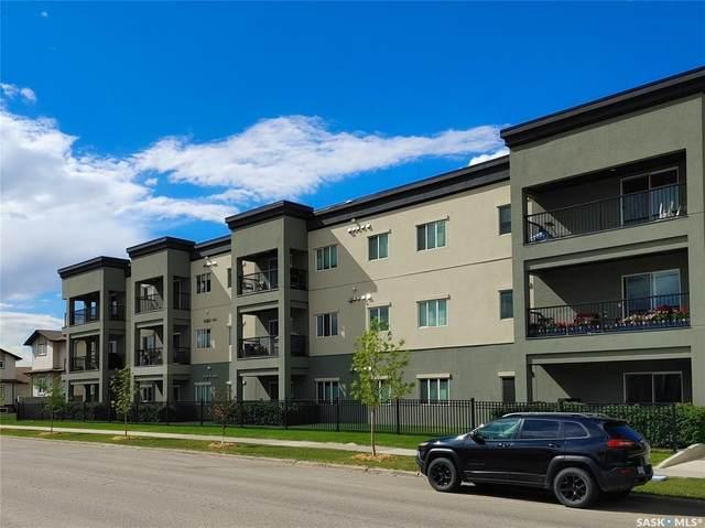 110 Hampton Circle #119, Saskatoon, SK S7R 0C5 (MLS #SK856940) :: The A Team