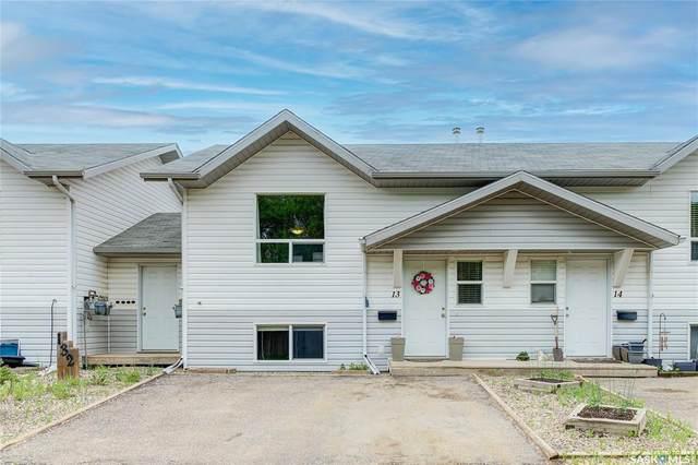 132 Hiebert Crescent #13, Martensville, SK S0K 2T0 (MLS #SK858513) :: The A Team