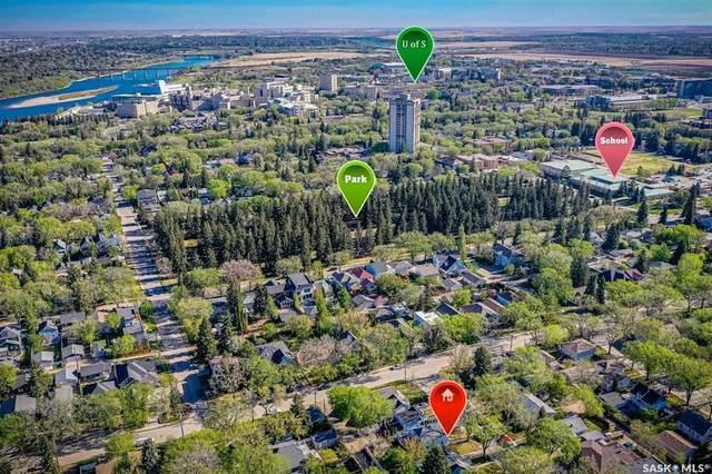 312 Hugo Avenue, Saskatoon, SK S7N 1J8 (MLS #SK859174) :: The A Team