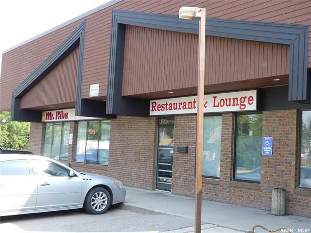 1945 Mckercher Drive #1, Saskatoon, SK S7N 4M4 (MLS #SK864725) :: The A Team