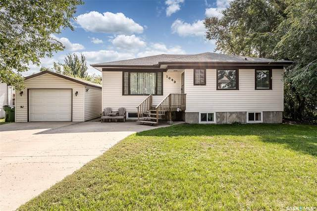 1033 Caribou Street W, Moose Jaw, SK S6H 2L6 (MLS #SK869987) :: The A Team