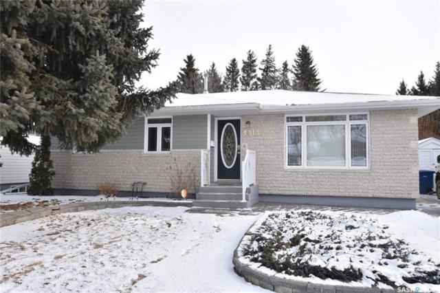 1313 Queen Crescent, Moose Jaw, SK S6H 3G5 (MLS #SK717300) :: The A Team