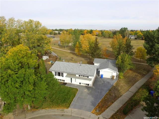 18 Orr Bay, Regina, SK S4R 7R7 (MLS #SK746302) :: The A Team