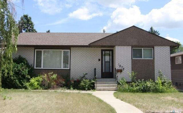 1872 96th Street, North Battleford, SK S9A 0J2 (MLS #SK754404) :: The A Team