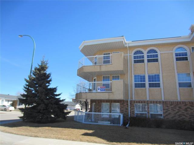 57 Russell Drive #201, Yorkton, SK S3N 4B6 (MLS #SK756817) :: The A Team